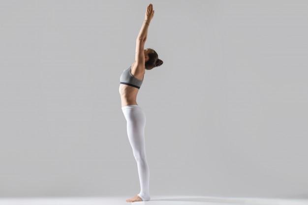 Bài tập yoga giảm mỡ bụng tư thế trái núi